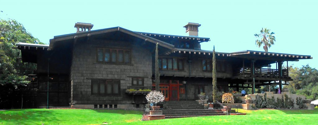 Gamble House, Greene & Greene Architects, Lone Tree Residential Design, Influences