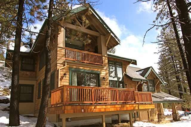Lone Tree Residential Design, Anthony M. Richards, Donner Lake, Truckee