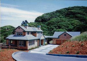 Spec house, Laurel Canyon Road, Nicasio, Lone Tree Residential Design